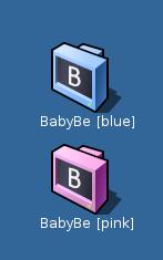 BabyBe icons
